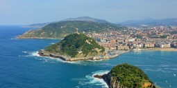 Flights to San Sebastian