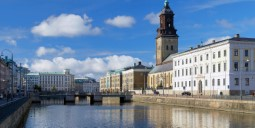 Flights to Gothenburg