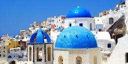 Flights to Thira
