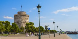 Flights to Thessaloniki