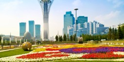 Flights to Astana