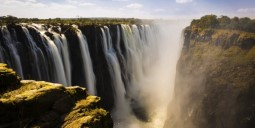 Flights to Victoria Falls